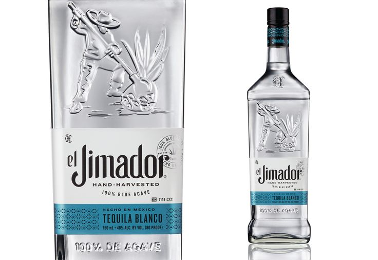 el Jimador Tequila designed by Brown-Forman Design & Cue Design