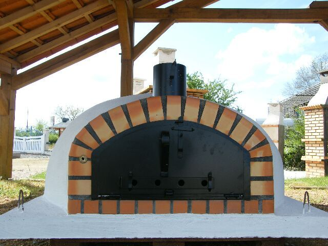 9 Best Fours À Bois Images On Pinterest | Barbecues, Pizzas And Arbors
