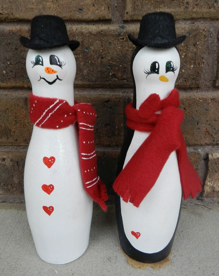 130 best PENGUIN Ornaments images on Pinterest | Christmas crafts ...