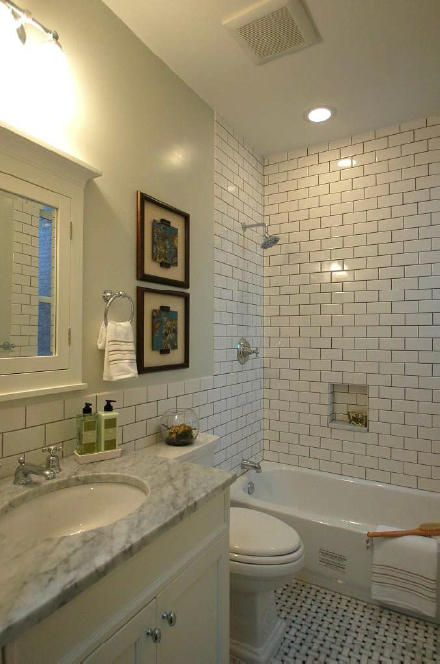 Best Bathroom Images On Pinterest Bathroom Bathrooms And - 1920s bathroom remodel