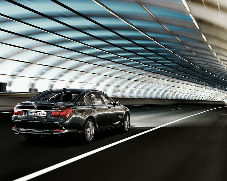 Top 5 Luxurious Eco Friendly Cars: 2012 BMW-7 Series