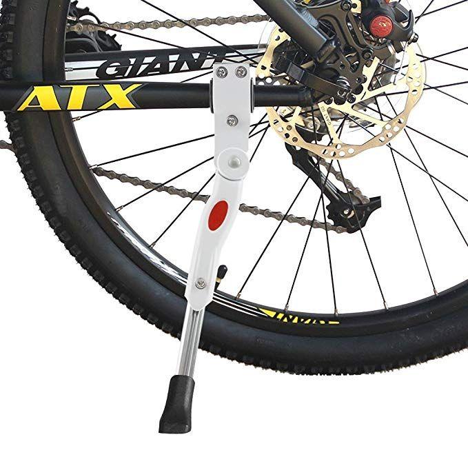 Bicycle Kickstand Wolfride Adjustable Side Kickstand Aluminium