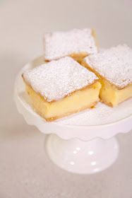 The Kate Tin: Vanilla custard slices