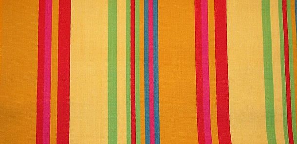curtains volleyball stripe