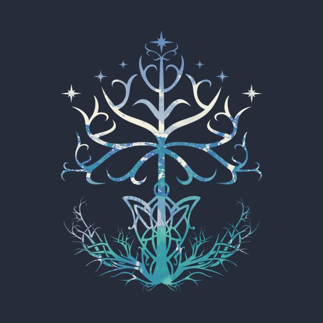 Check out this awesome 'Lightful+Gondor+Tree' design on @TeePublic!