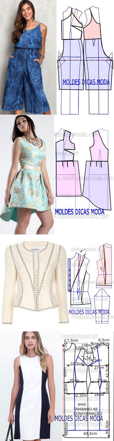 Sewing ideas...♥ Deniz ♥