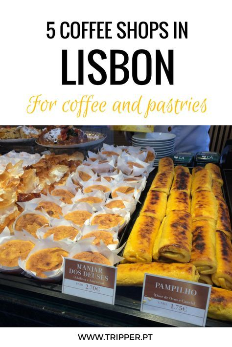 Read this list of the best Lisbon coffee shops to find out where to go to for your sugar fix. Know the history of each Lisbon cafe and where to find them.
