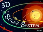 Welcome to 3D Solar System, the best orrery on Scratch! Explore the planets, moons, and orbits of our solar system in 3D. Move around using WASD (right/left and forward/backward) and R and F to go up/down. Mouse or arrow keys to pan the camera. Open the menu to adjust the ...