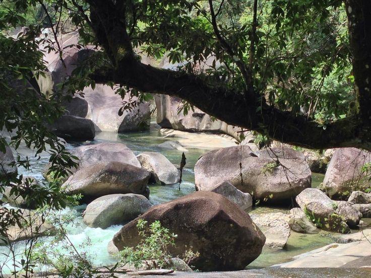 Babinda Boulders in Babinda, QLD