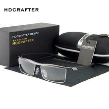 HDCRAFTER Brand Hot 2016 eyewear TR90 Alloy Frame myopia glasses frame comfortable slip-resistant eyeglasses frame(China (Mainland))