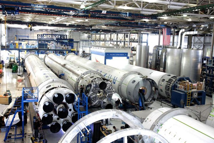 SpaceX has ramped up production of the successful Falcon 9 V.1, which has seen five flights in the first four months of 2015 alone. Photo Credit: SpaceX Read more at http://www.spaceflightinsider.com/organizations/space-exploration-technologies/spacexs-merlin-1d-built-to-enable-human-space-exploration/#zR7X8XDwK1yEG3e0.99