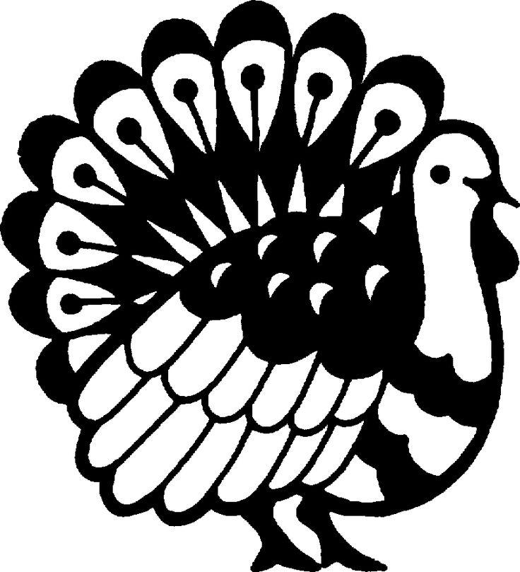Free Printable turkeys Patterns | turkey pattern ( click here for ...
