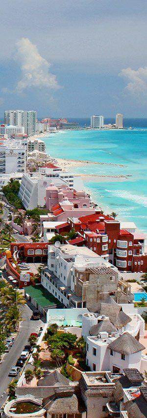 #Cancun y su increíble infraestructura hotelera
