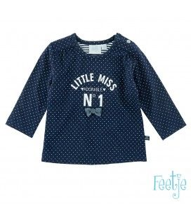 Feetje T-Shirt AOP Little Miss