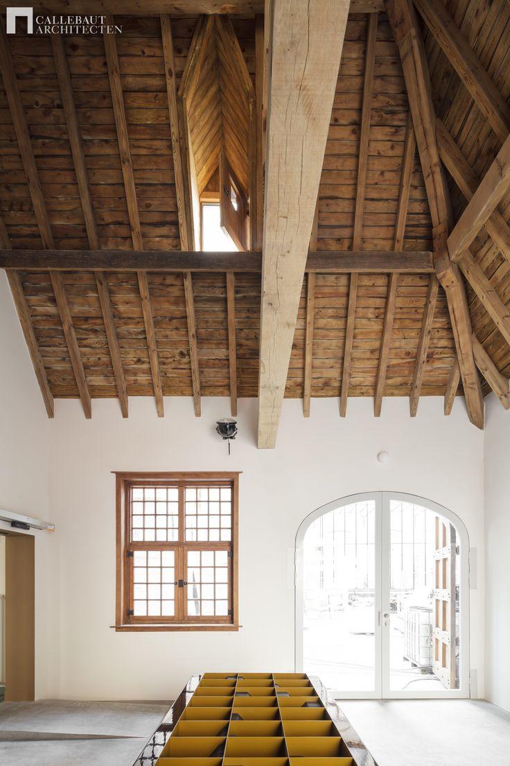 Algemene Restauratie 'Stadhuis Diksmuide' - Callebaut Architecten i.s.m. ONO architectuur ©StijnBollaert