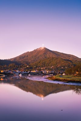 Mount Tam - Marin County, California