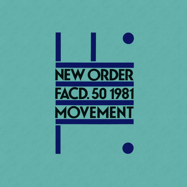 New Order - FACD.50 1981 MOVEMENT
