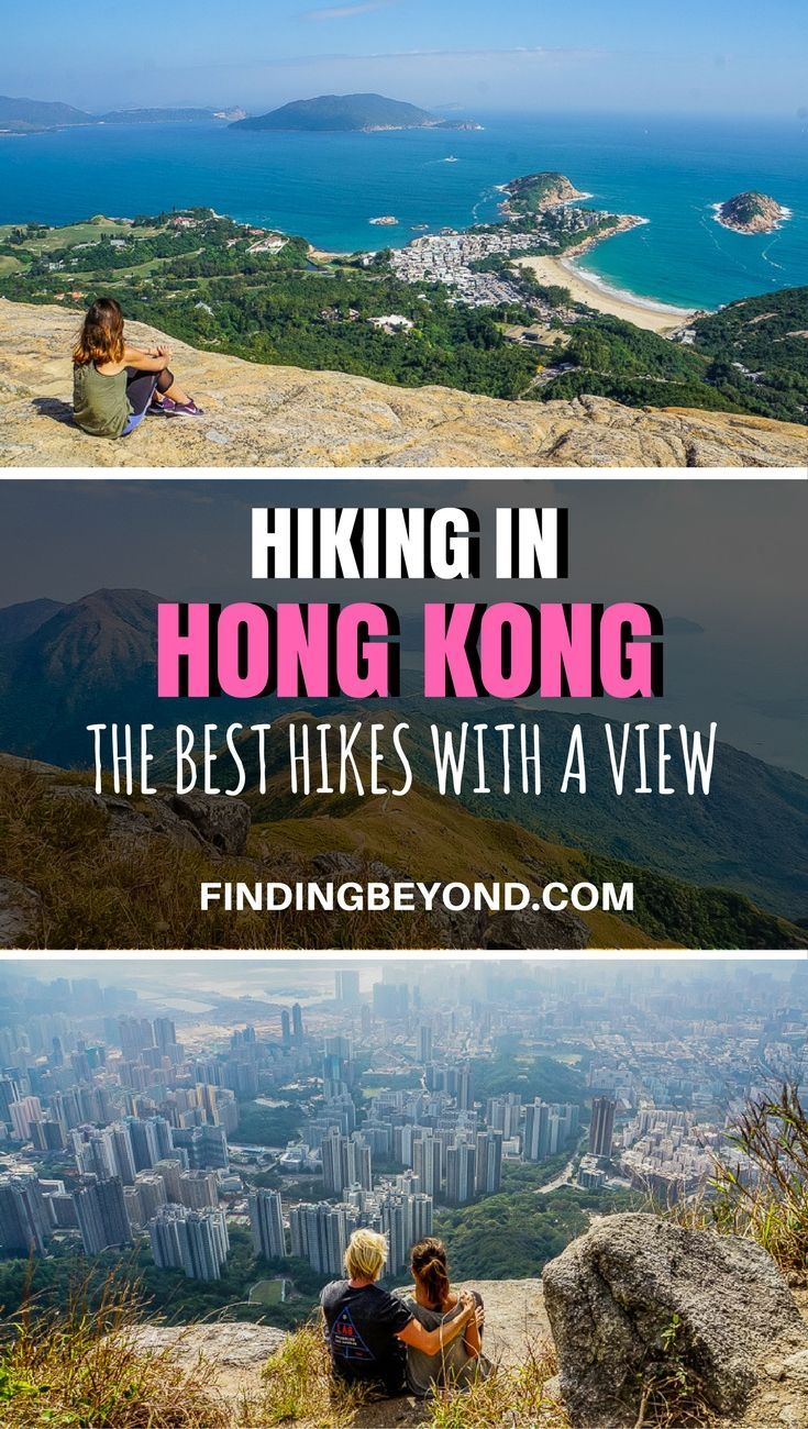 Who knew that Hong Kong has an amazing hiking scene? Hiking in Hong Kong is an absolute must during your visit. Try out these 5 hikes with amazing views. | Hong Kong Highlights | Best of Hong Kong | Top Hikes in Hong Kong | What to do in Hong Kong | Backpacking in Hong Kong | Hong Kong on a Budget | DIY hikes in Hong Kong | Non guided hikes in Hong Kong | Best Views in Hong Kong |