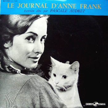 Pascale Audret : Le Journal d'Anne Frank 1958