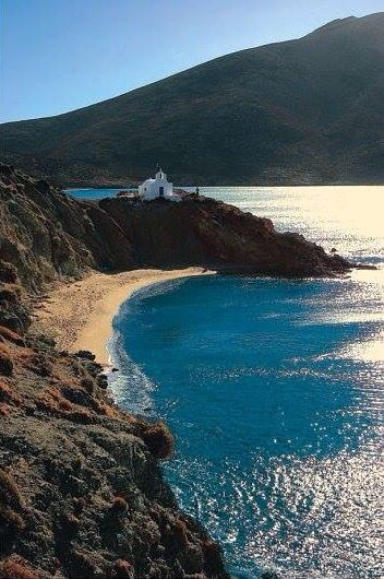 Anafi Island, Greece ☀️