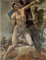 Святой Себастьян эль греко Самый популярный мученик | Искусство- зеркало истории