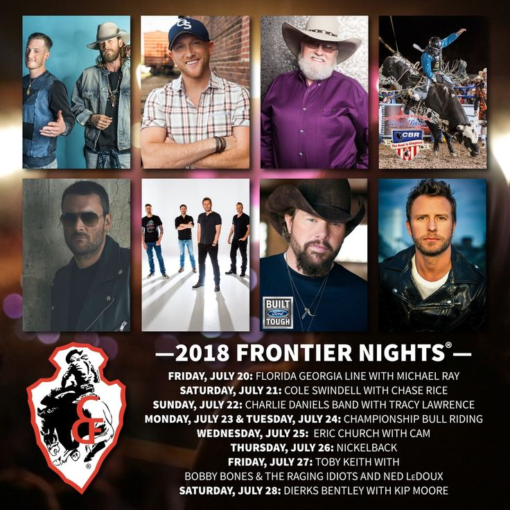 Share: Share: Recommened for YOU!Cheyenne Frontier Days Announces 2018 Entertainment LineupCarrie Underwood Leads Rare Country Awards NominationsStagecoach 2017 to be Livestreamed Through PandoraJason Aldean, Eric Church, Sam Hunt & More Head To Sin City For 4th Annual Route 91 Harvest!Luke Bryan, Florida Georgia Line, Carrie Underwood & MORE Score iHeartRadio […]