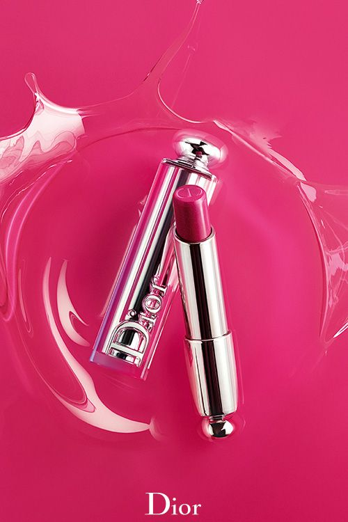 dior:  Dior Addict, the new lipstick