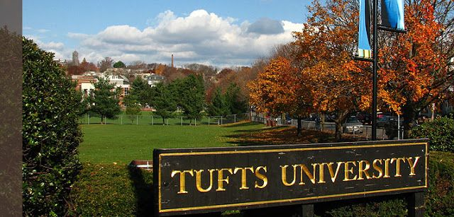 Intellectual Destination for Students should be Tufts University