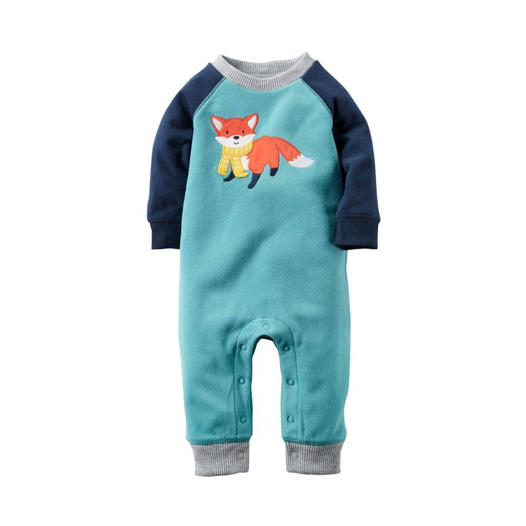 Victory! Check out my new Fashion Fox Print Color Block Long-sleeve Hooded Jumpsuit for Little Boy, snagged at a crazy discounted price with the PatPat app.