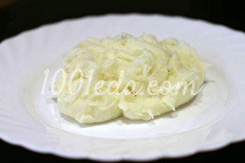 Картофельное пюре на молоке и масле по маминому рецепту: рецепт с пошаговым фото