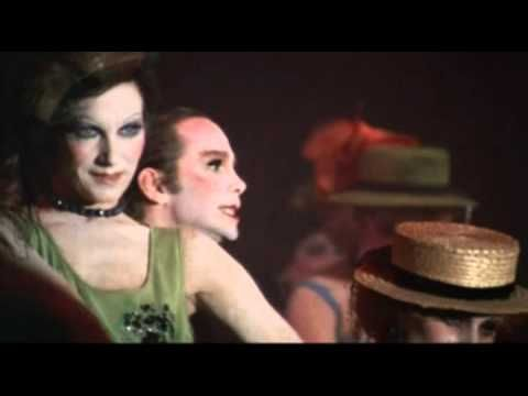 ▶ Cabaret (1972) - Willkommen. Even as a small child I was obsessed with this movie. The make up is to die!