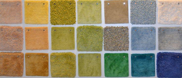 Karpetten met synthetische vezels - Kleur op Kleur Interieur