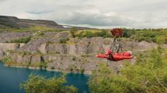 Zipwire Snowdonia | Try High Wire Experience | Quality Cottages Holidays Wales