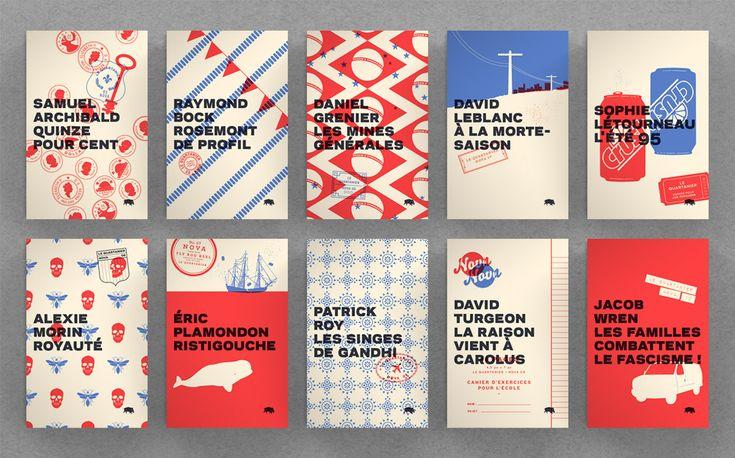 Galerie / Tour du monde du design éditorial avec Booketing #8 / étapes: design & culture visuelle