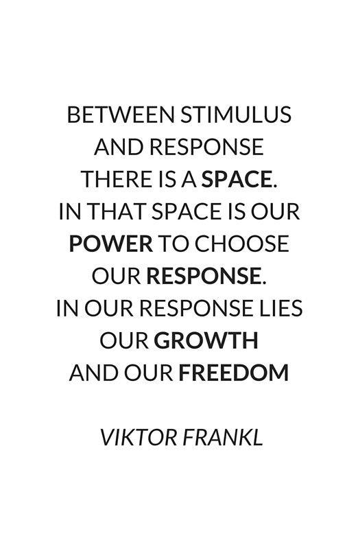 VIKTOR FRANKL QUOTE #stoic #philosophy