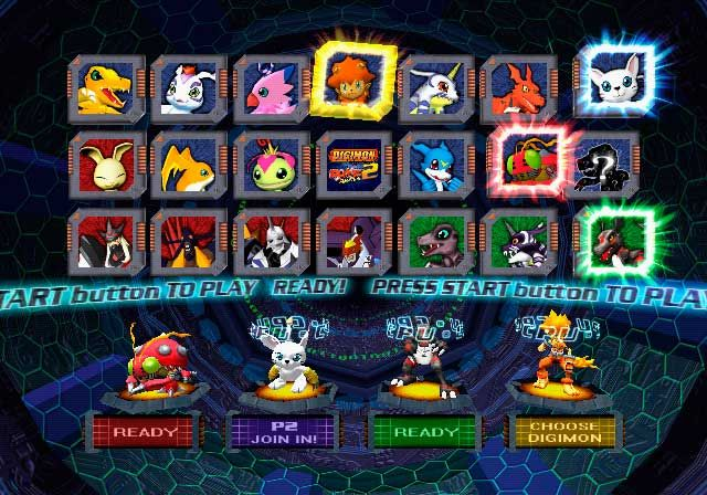 Game Digimon Rumble Arena 2 PS2 untuk PC Terbaru