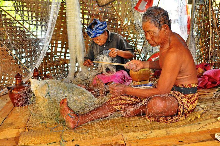 Kampoeng Kepiting fisherman,Bali