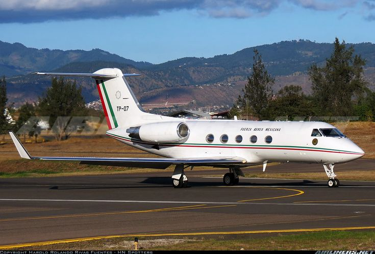 Gulfstream Aerospace G-1159A Gulfstream III - Mexico - Air Force   Aviation Photo #2390924   Airliners.net