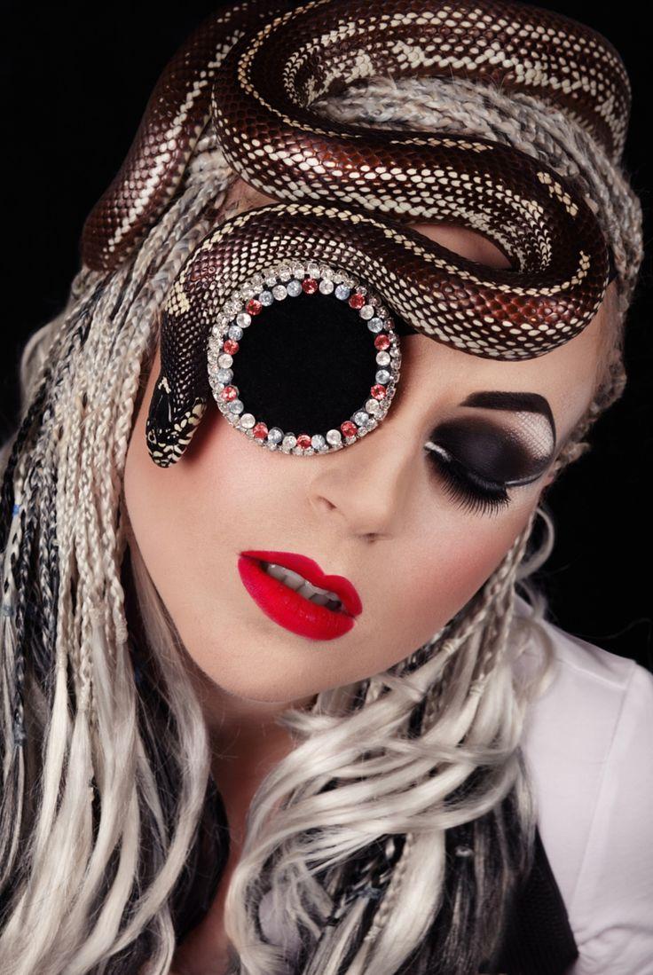 519 best one eye woman images on pinterest lady madonna music photograph by jekaterina vassilenko on 500px one eye symbolism with snake upps biocorpaavc