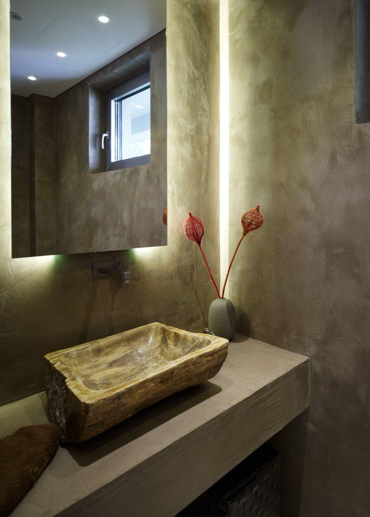 verlichting badkamer - indirecte verlichting