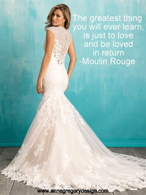 7 best Love Quotes images on Pinterest | Wedding frocks, Short ...