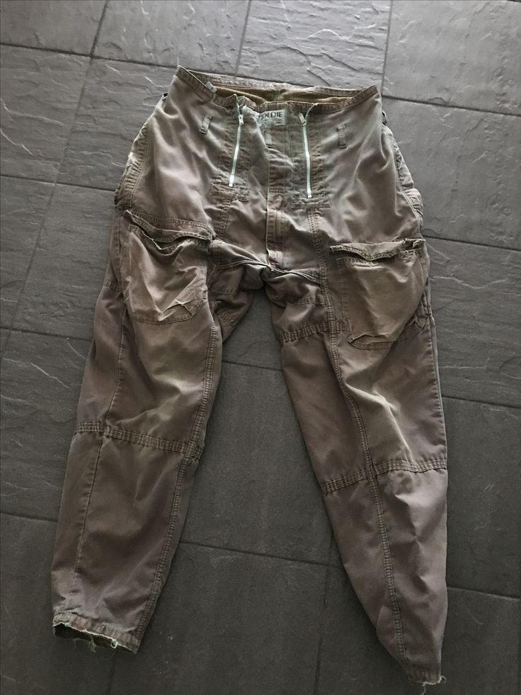 80s Goldie Cargo Pants