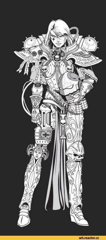 warhammer 40k,Wh Песочница,фэндомы,Adepta Sororitas,sisters of battle, сестры битвы,Ecclesiarchy,Imperium,Империум