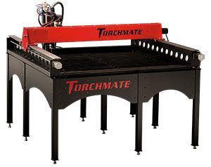 CNC Plasma Cutter Torchmate growth series 4x4