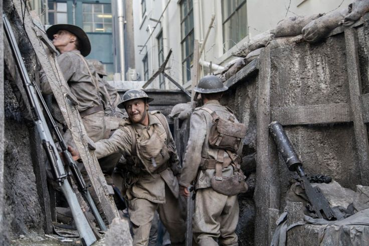 A look back at the uniforms we made for The Anzac Tribute. Costume Design by Margot Wilson