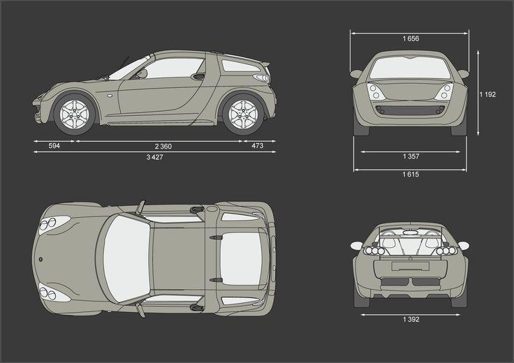 Smart Roadsters Model Specifications
