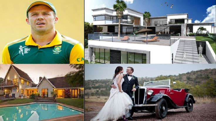AB de Villiers Biography ★ Net worth ★ Family ★ House ★ Cars -  2016