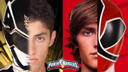 15 Minutes with Power Rangers Alex Heartman and Azim Rizk | Tearaway #90skids #powerrangers #exclusive #interview