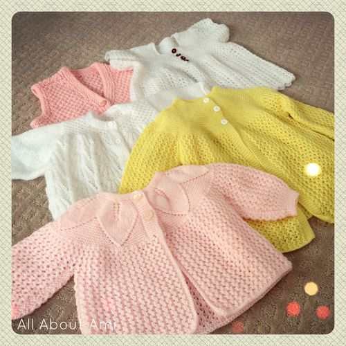 All About Ami blog. Free patterns