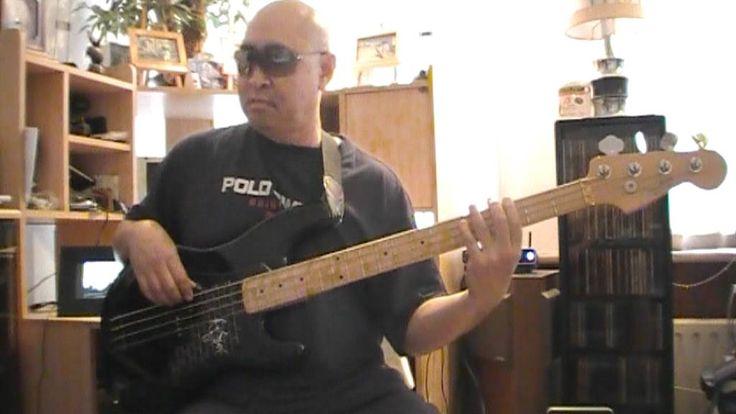 Lively up yourself Bob Marley  basscover Bob Roha